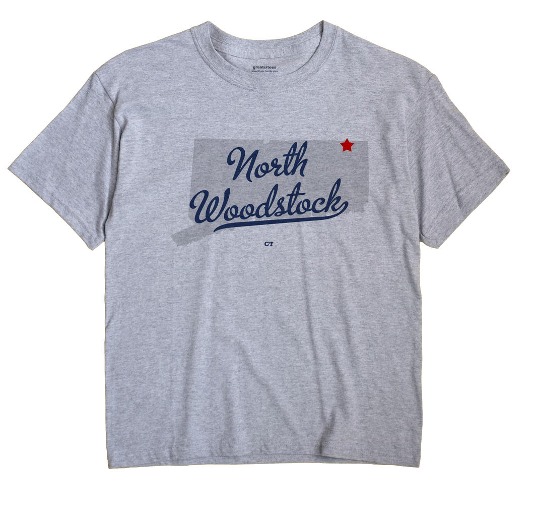 North Woodstock, Connecticut CT Souvenir Shirt