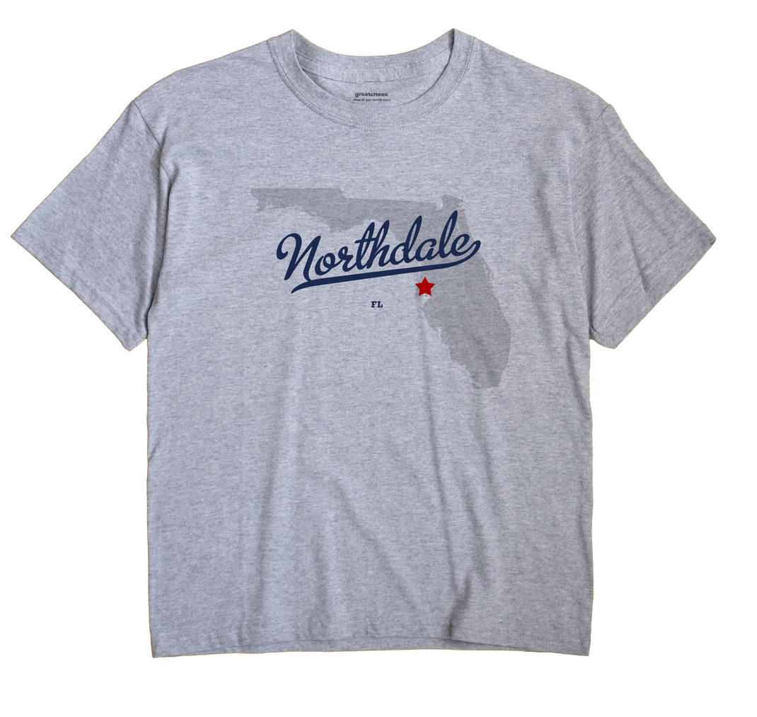 Northdale, Florida FL Souvenir Shirt