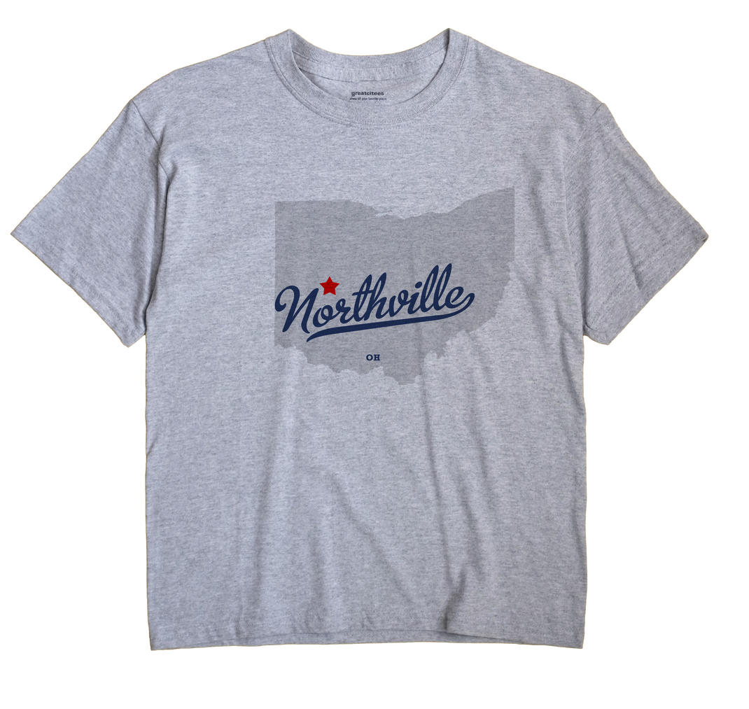Northville, Ohio OH Souvenir Shirt