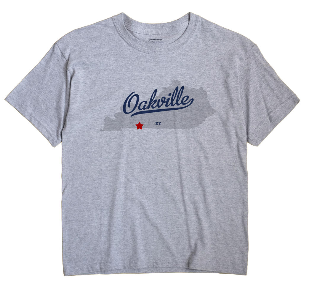 Oakville, Kentucky KY Souvenir Shirt