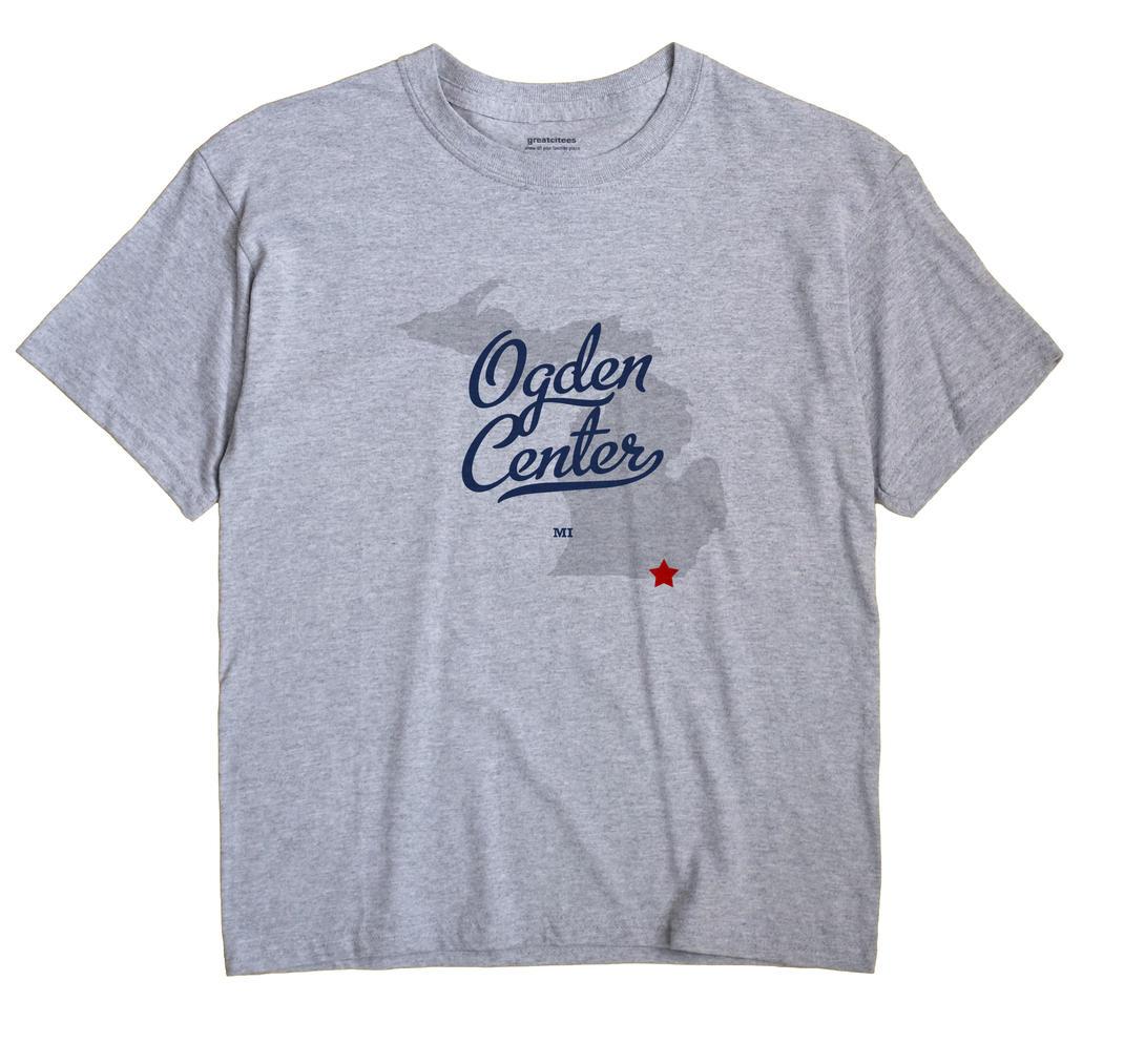 Ogden Center, Michigan MI Souvenir Shirt