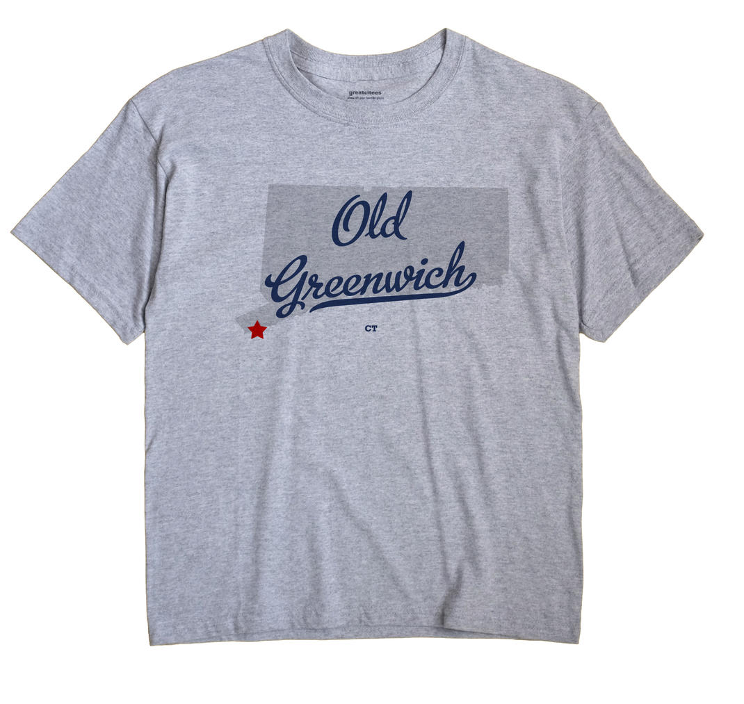 Old Greenwich, Connecticut CT Souvenir Shirt