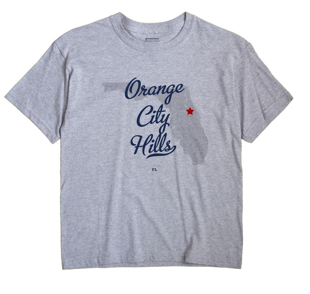 Orange City Hills, Florida FL Souvenir Shirt