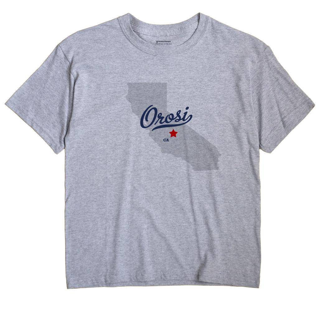 Orosi, California CA Souvenir Shirt