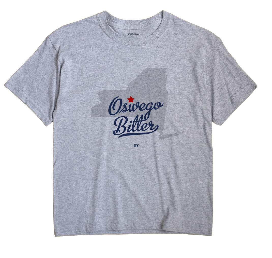 Oswego Bitter, New York NY Souvenir Shirt