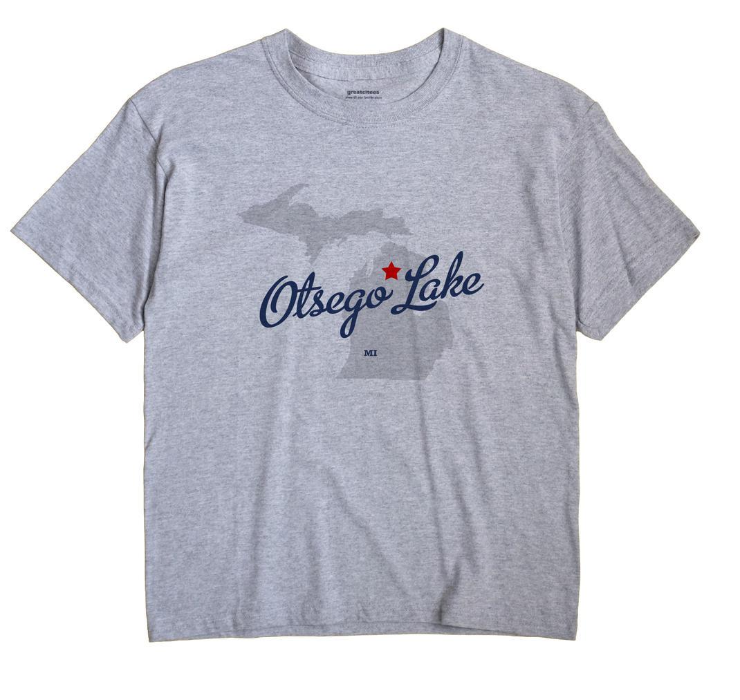 Otsego Lake, Michigan MI Souvenir Shirt