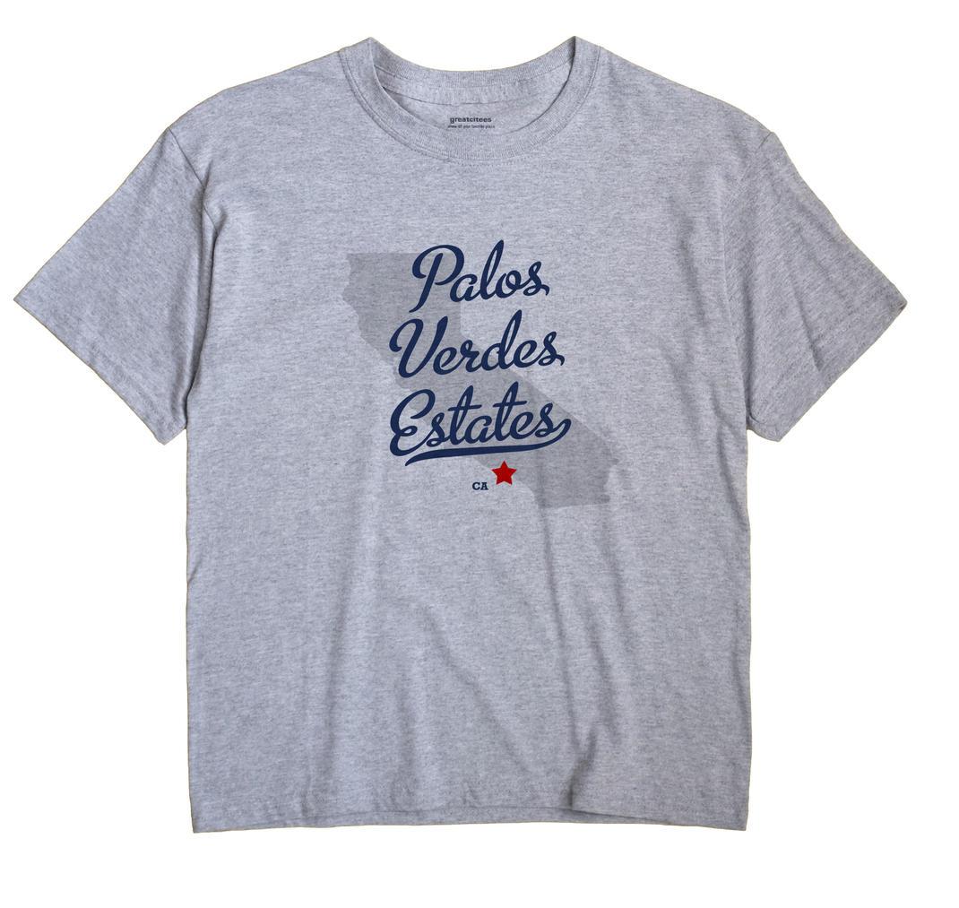 Palos Verdes Estates, California CA Souvenir Shirt