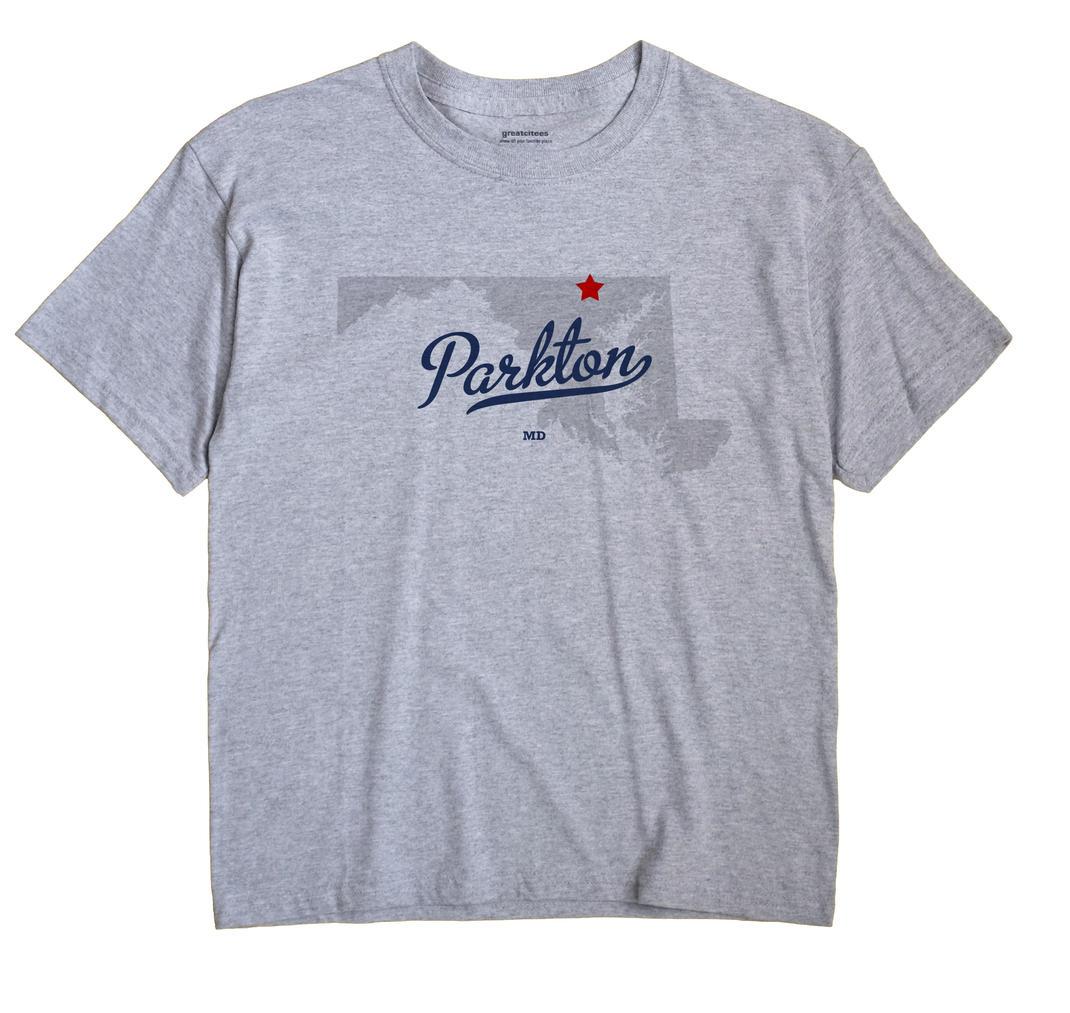Parkton, Maryland MD Souvenir Shirt