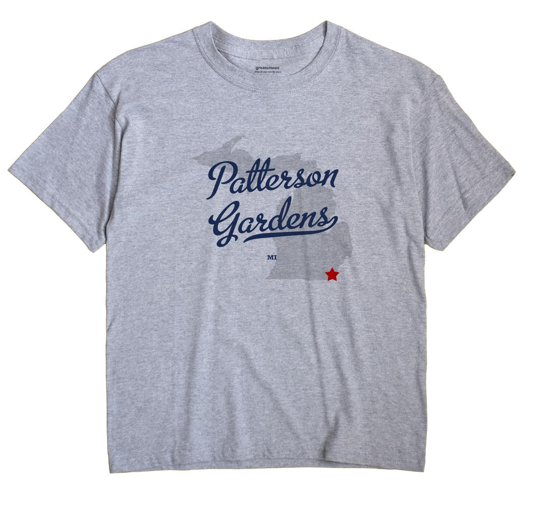 Patterson Gardens, Michigan MI Souvenir Shirt