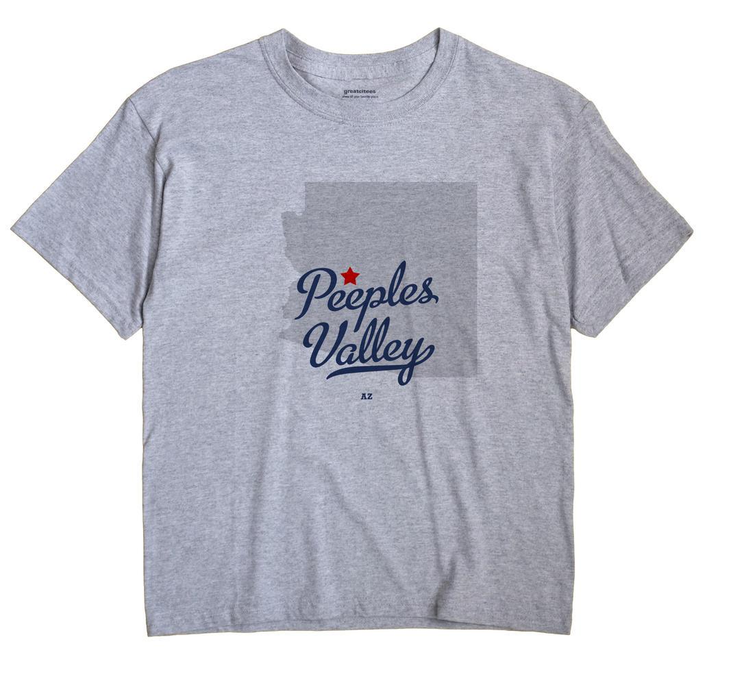 Peeples Valley, Arizona AZ Souvenir Shirt