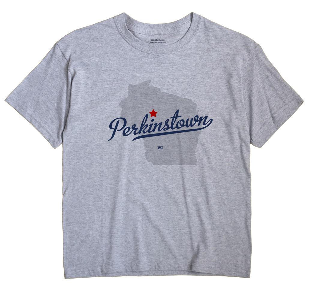 Perkinstown, Wisconsin WI Souvenir Shirt