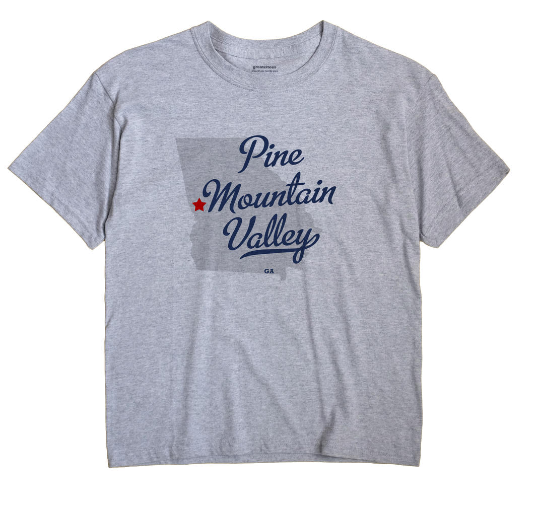 Pine Mountain Valley, Georgia GA Souvenir Shirt