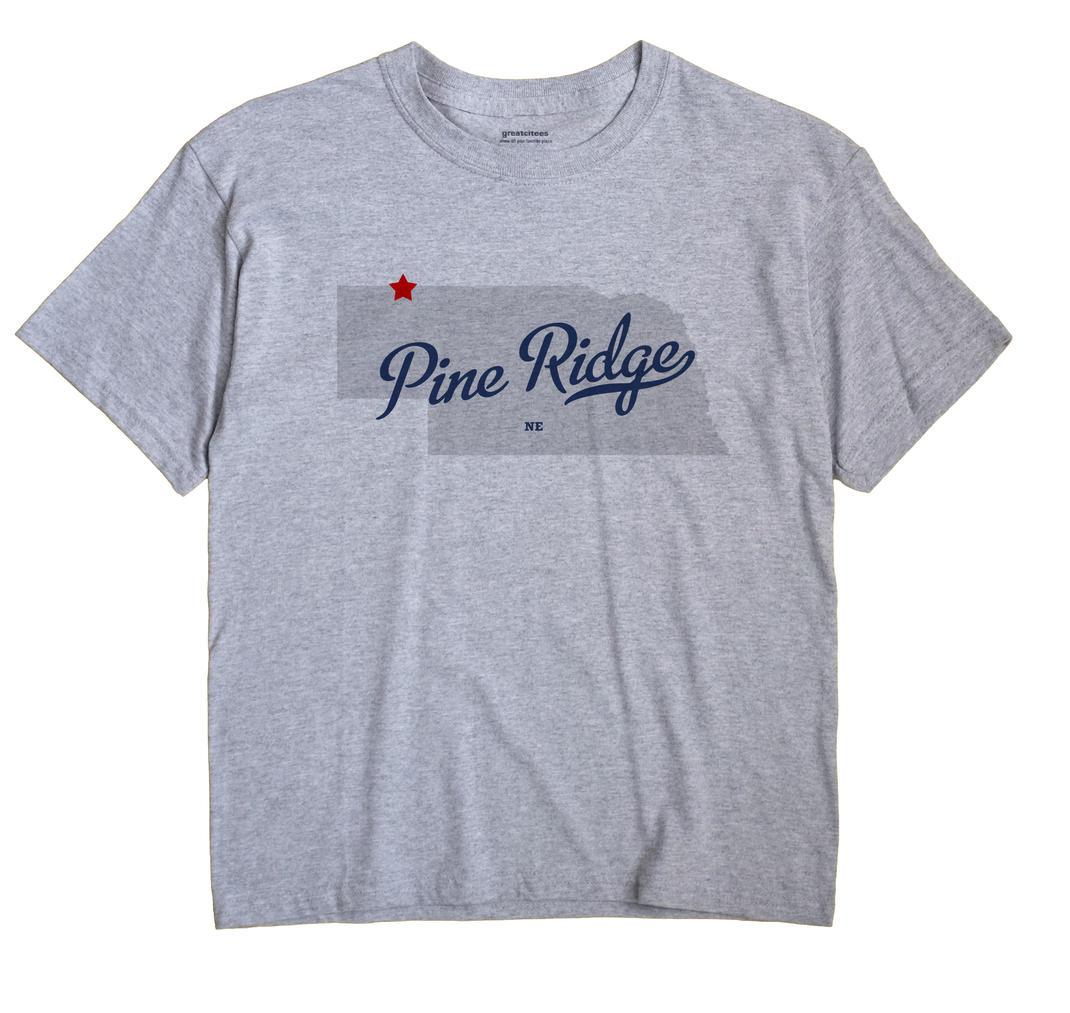 Pine Ridge, Sheridan County, Nebraska NE Souvenir Shirt