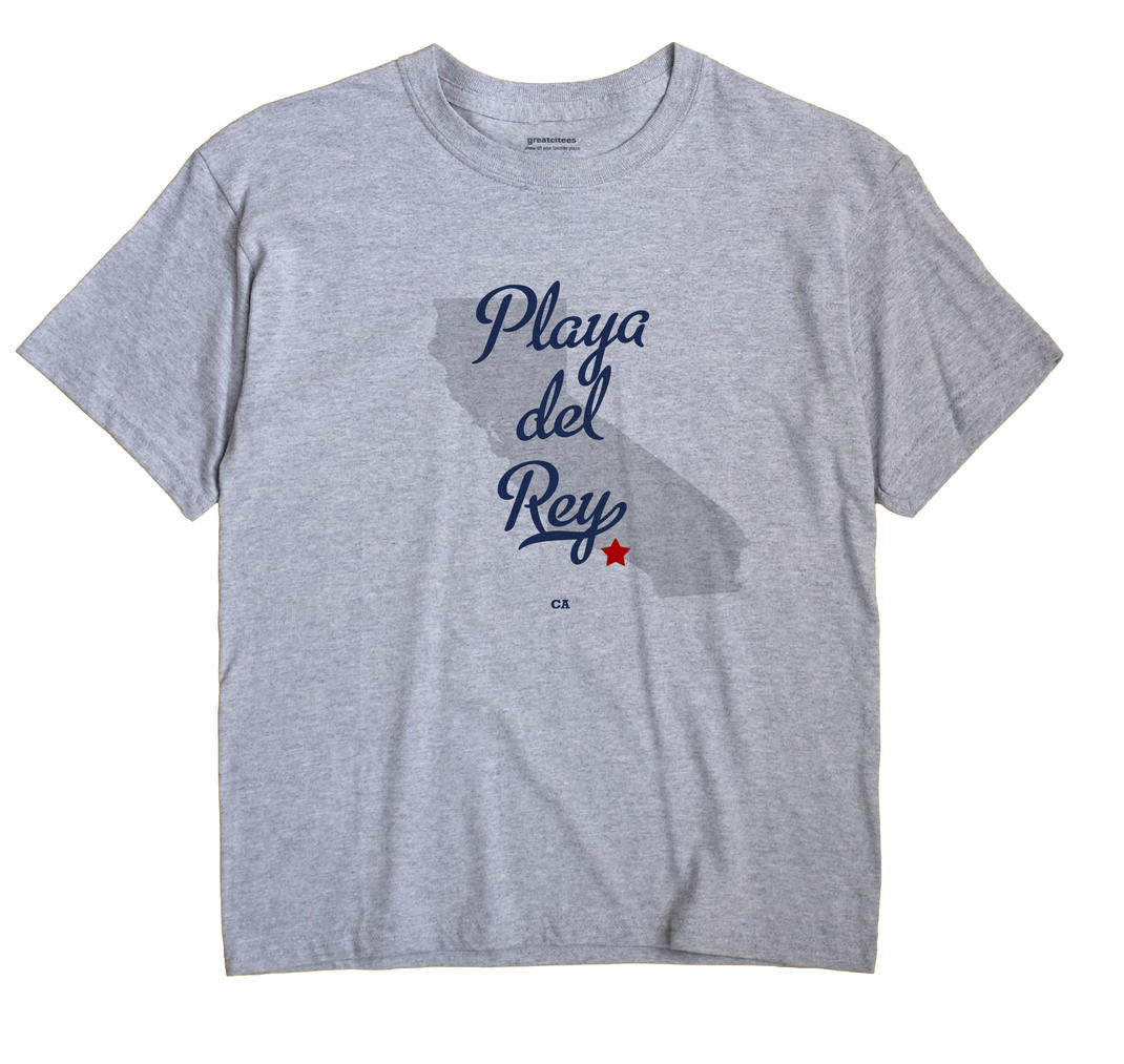 Playa del Rey, California CA Souvenir Shirt