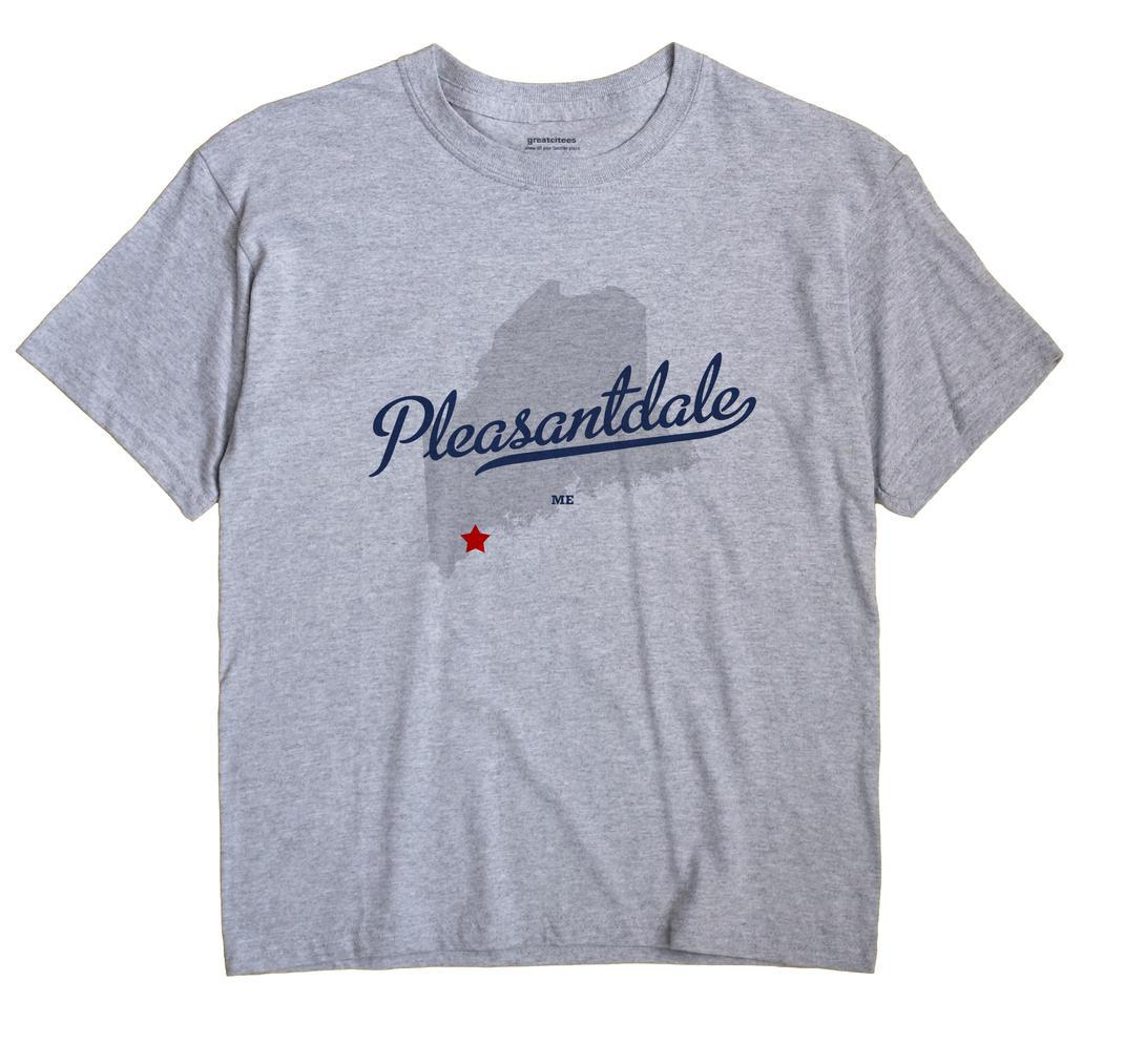 Pleasantdale, Maine ME Souvenir Shirt