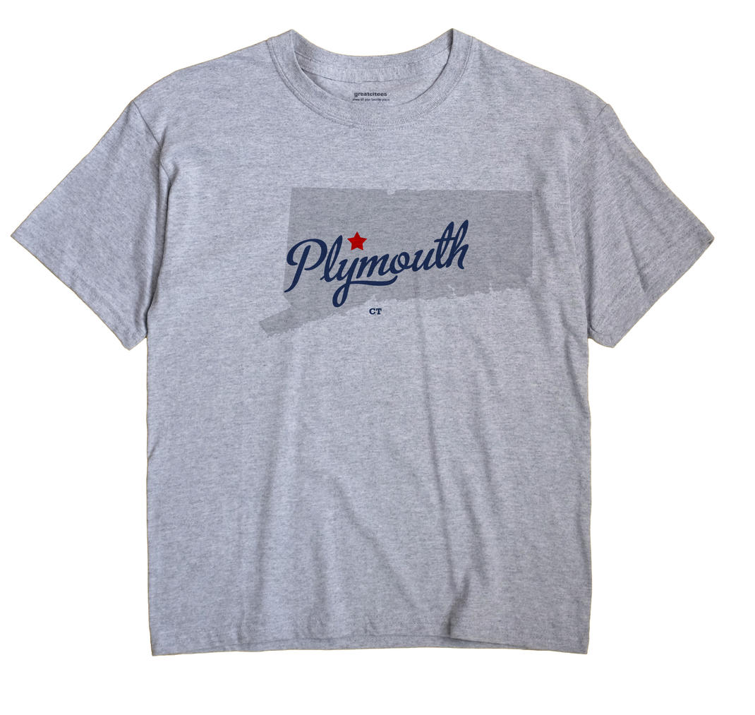 Plymouth, Connecticut CT Souvenir Shirt