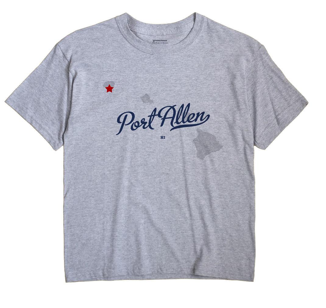 Port Allen, Hawaii HI Souvenir Shirt