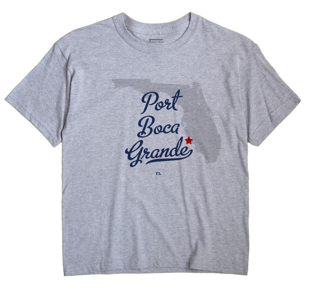 Port Boca Grande, Florida FL Souvenir Shirt