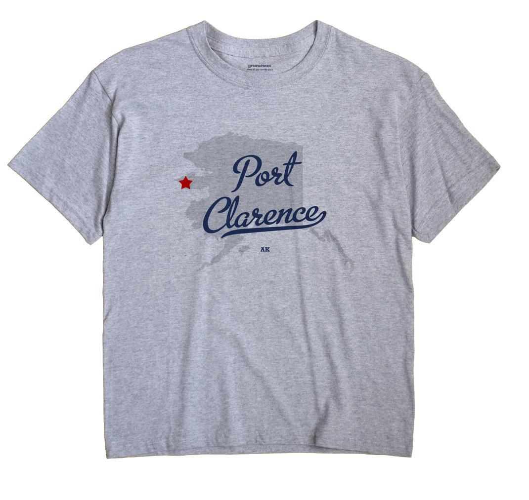 Port Clarence, Alaska AK Souvenir Shirt