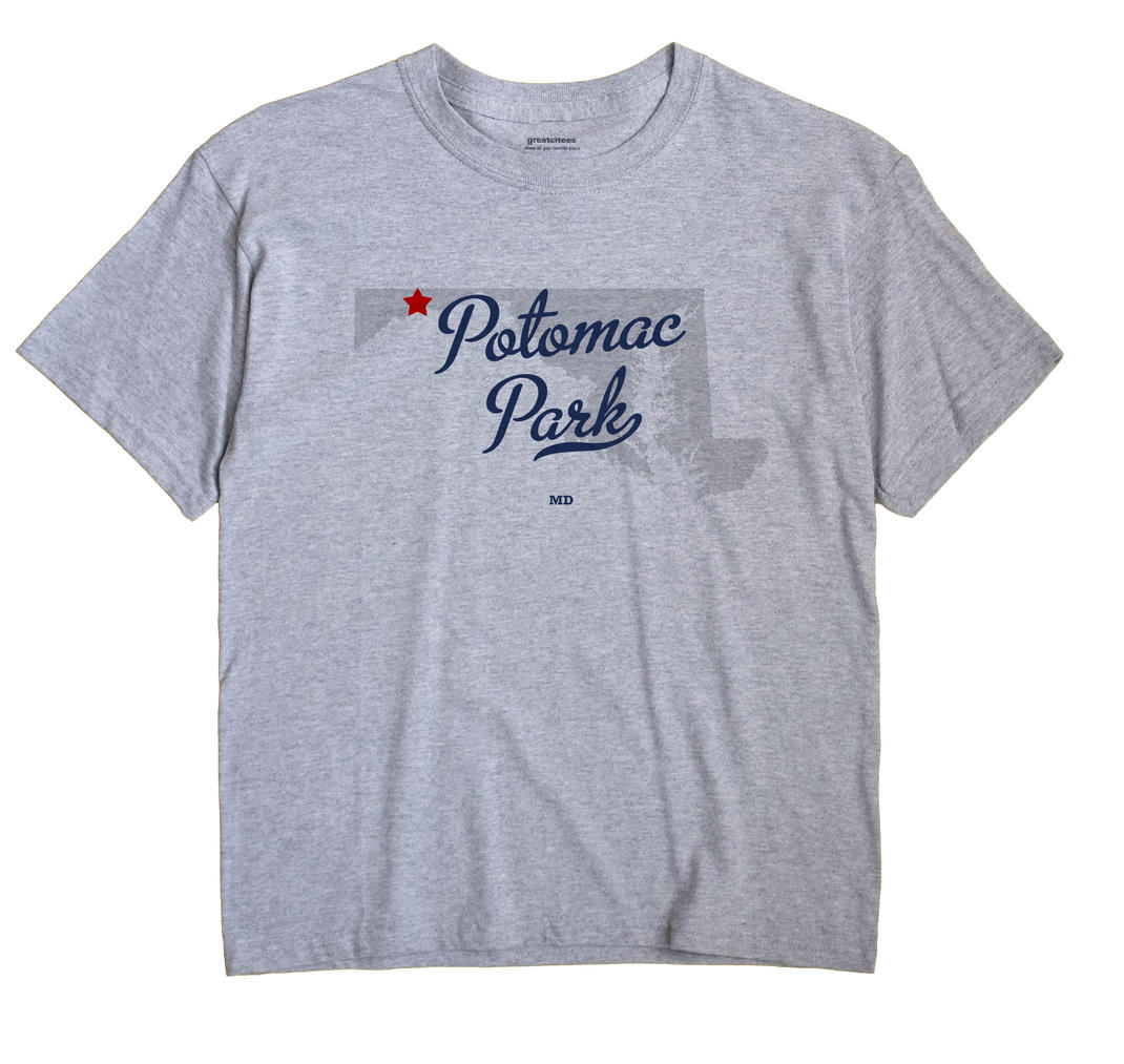 Potomac Park, Maryland MD Souvenir Shirt