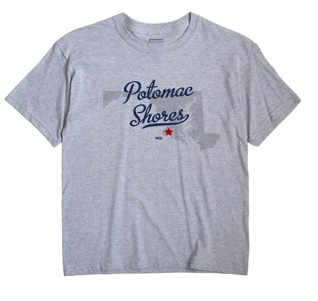 Potomac Shores, Maryland MD Souvenir Shirt