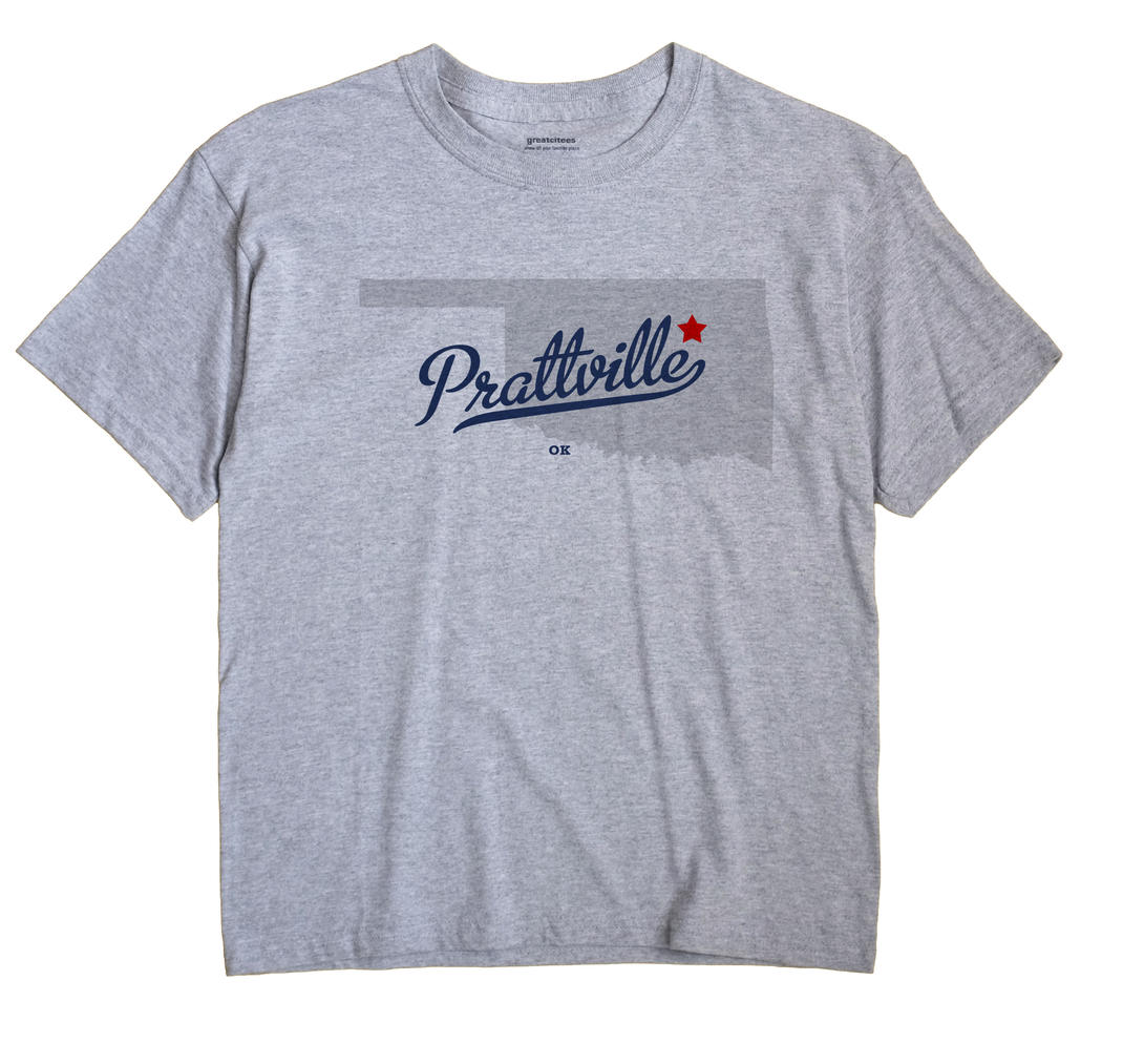 Prattville, Oklahoma OK Souvenir Shirt