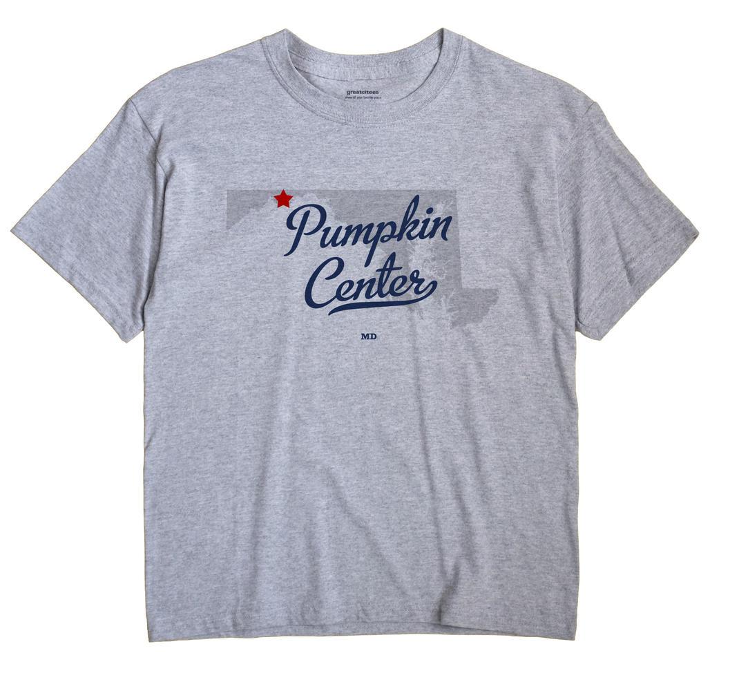 Pumpkin Center, Maryland MD Souvenir Shirt
