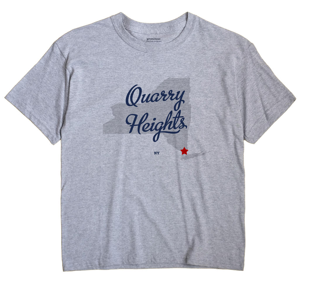 Quarry Heights, New York NY Souvenir Shirt