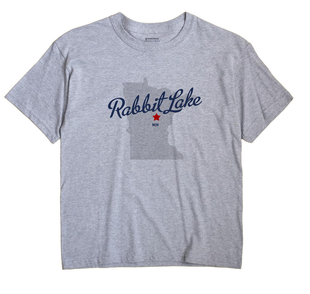 Rabbit Lake, Minnesota MN Souvenir Shirt