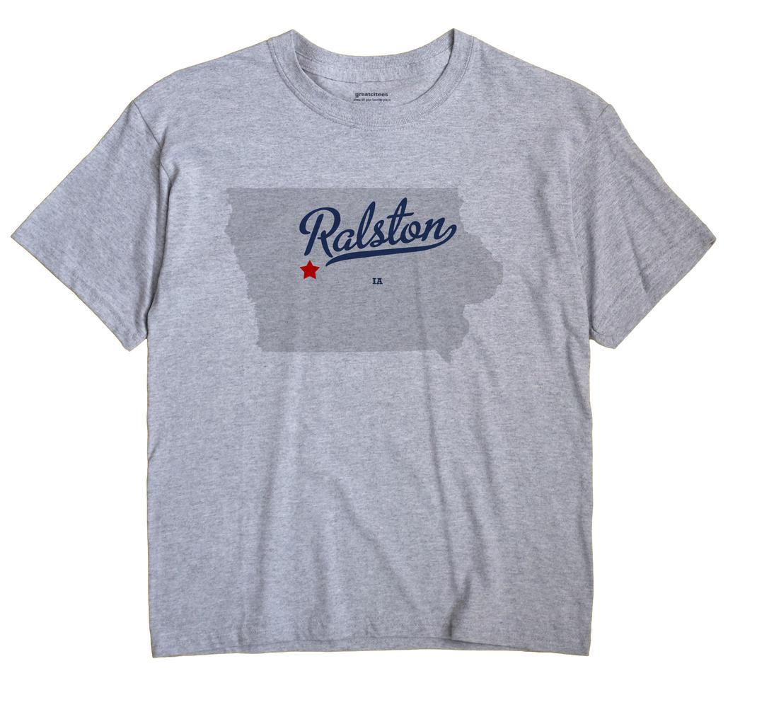 Ralston, Iowa IA Souvenir Shirt