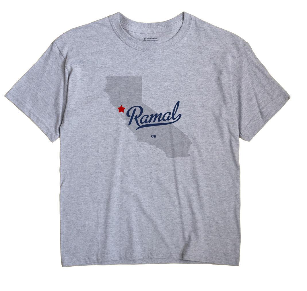 Ramal, California CA Souvenir Shirt