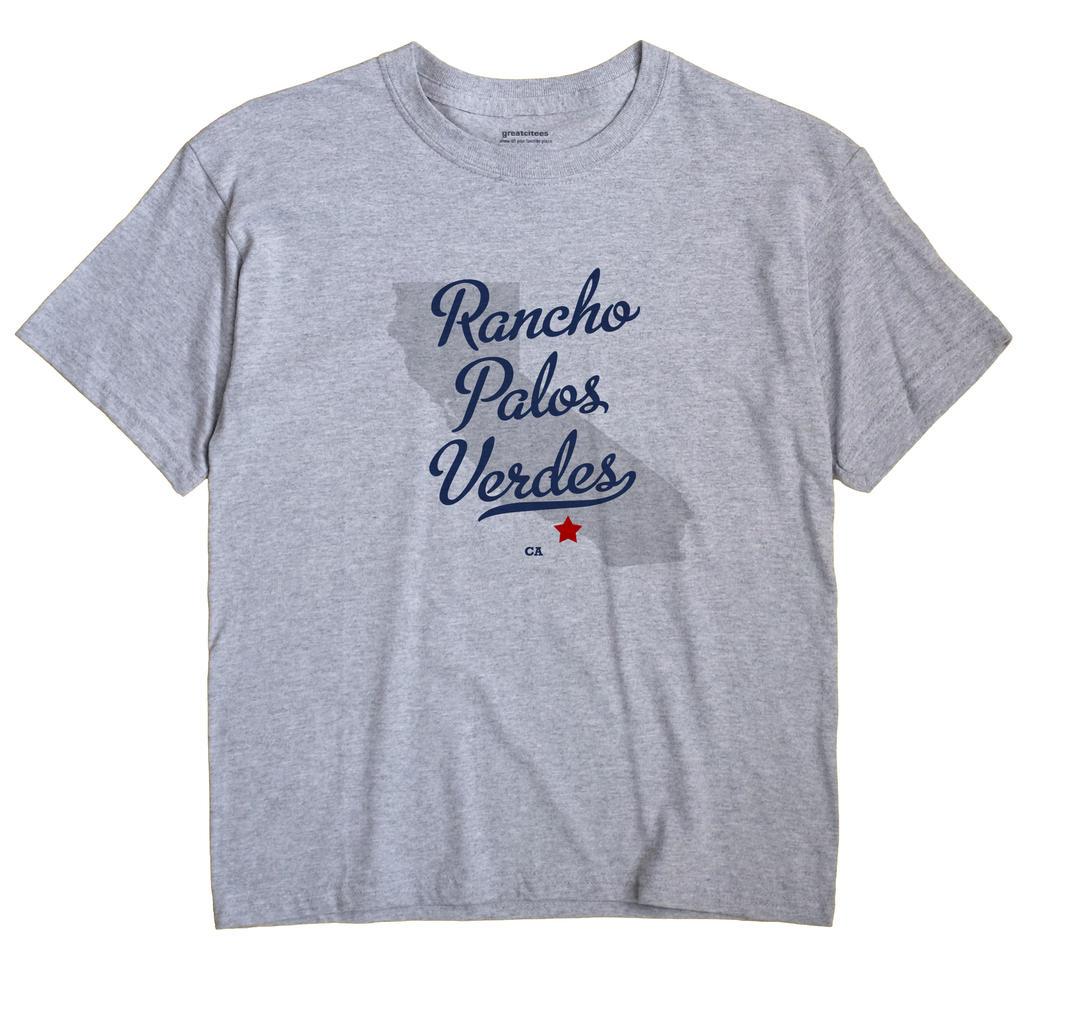 Rancho Palos Verdes, California CA Souvenir Shirt