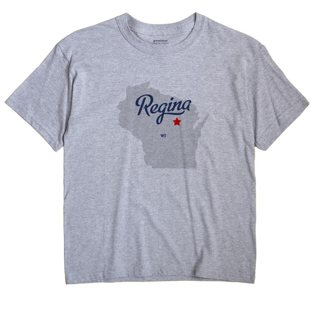 Regina, Wisconsin WI Souvenir Shirt