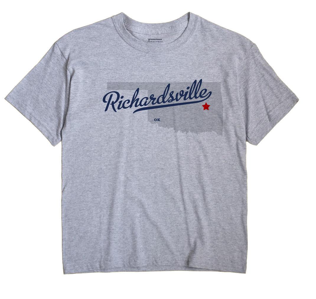 Richardsville, Oklahoma OK Souvenir Shirt