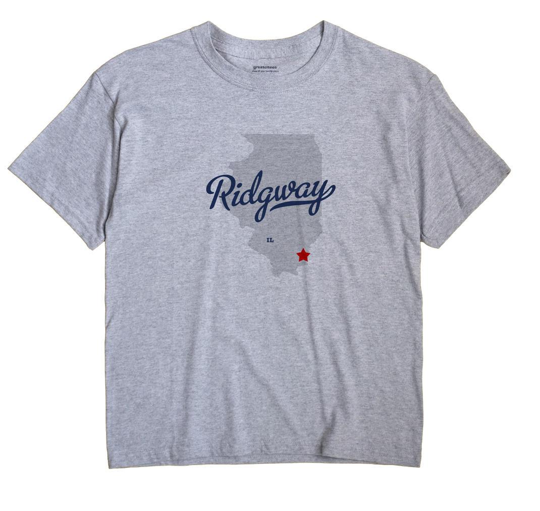 Ridgway, Illinois IL Souvenir Shirt