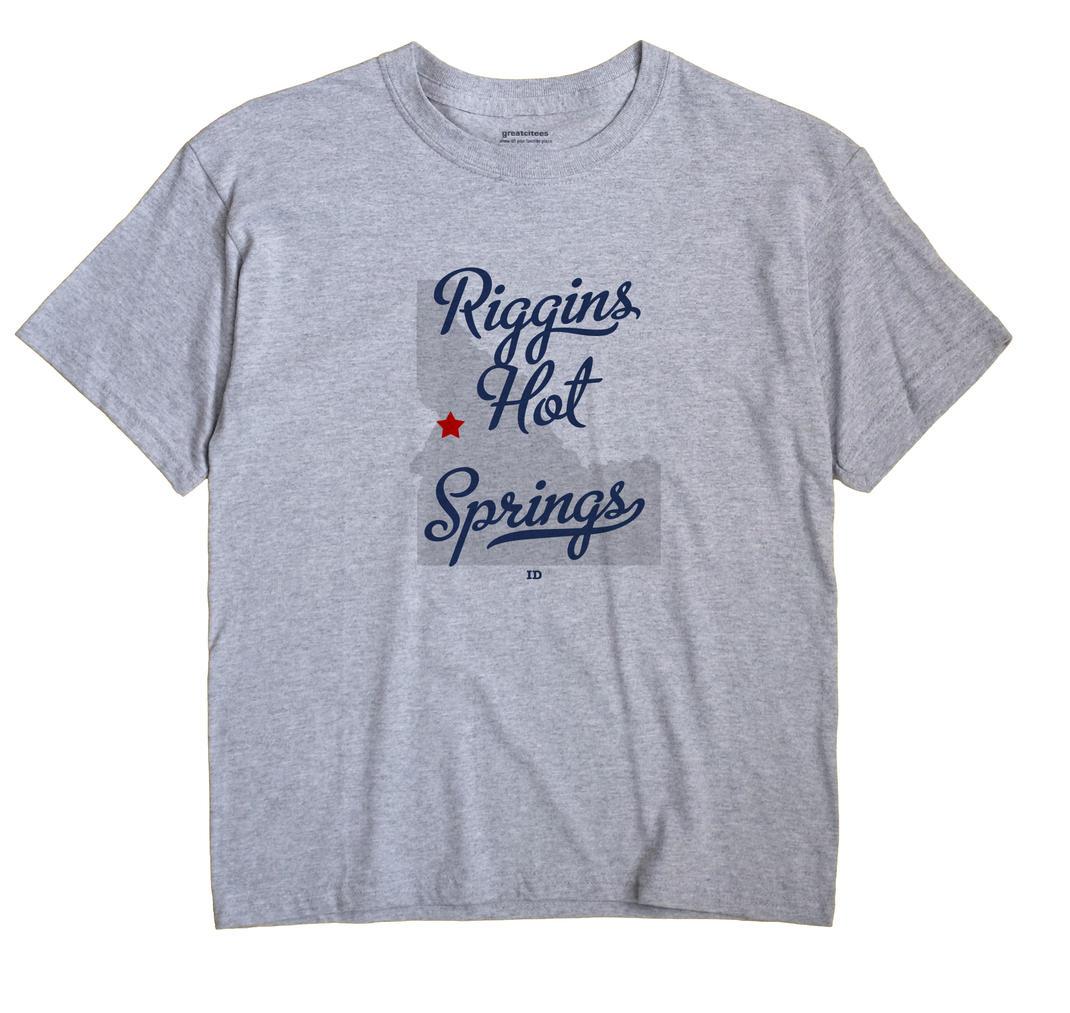 Riggins Hot Springs, Idaho ID Souvenir Shirt