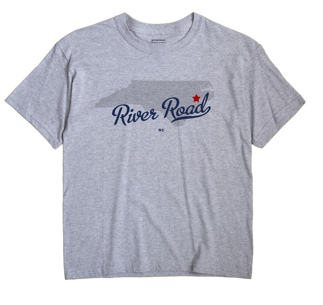 River Road, North Carolina NC Souvenir Shirt