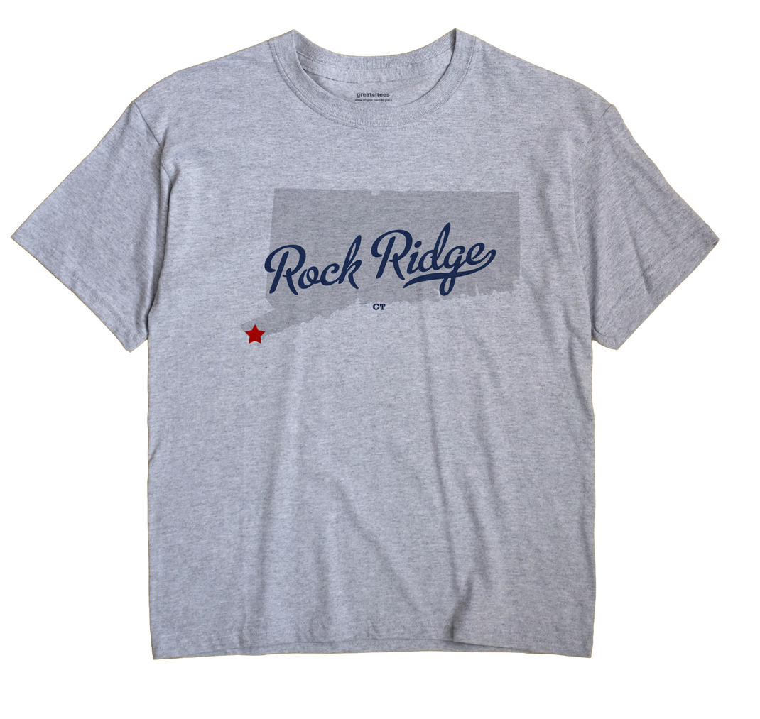 Rock Ridge, Connecticut CT Souvenir Shirt