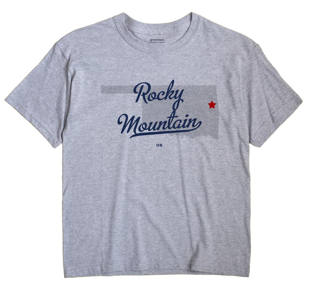 Rocky Mountain, Oklahoma OK Souvenir Shirt