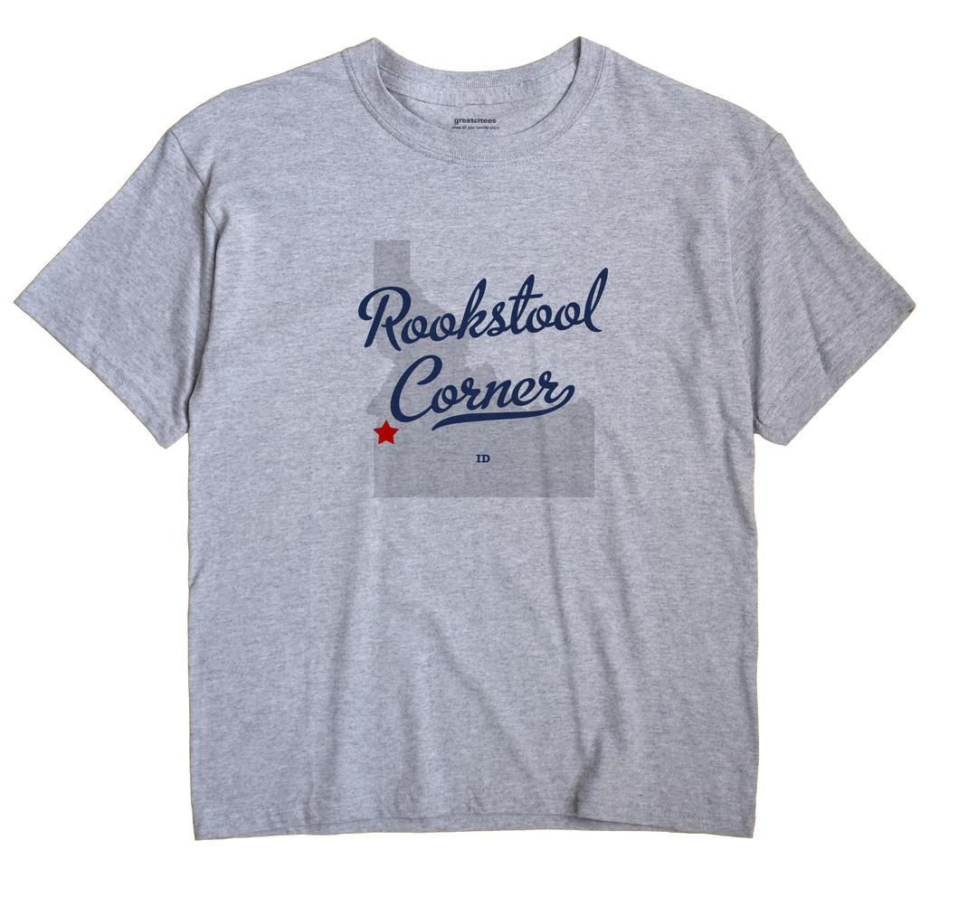 Rookstool Corner, Idaho ID Souvenir Shirt