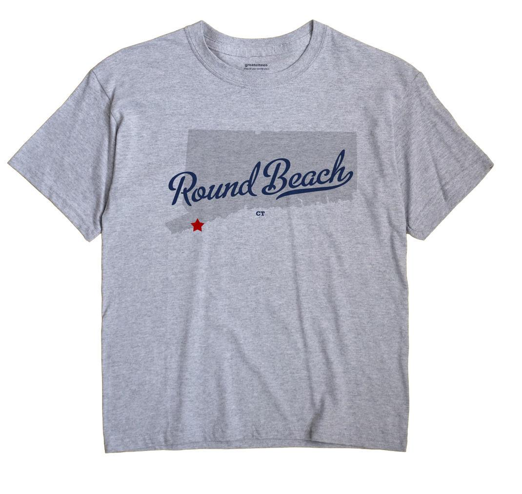 Round Beach, Connecticut CT Souvenir Shirt