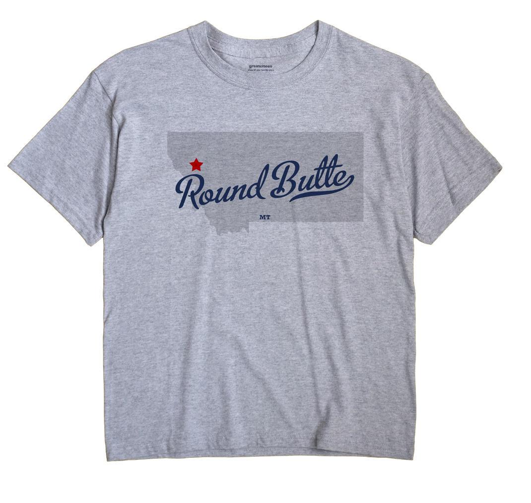 Round Butte, Montana MT Souvenir Shirt