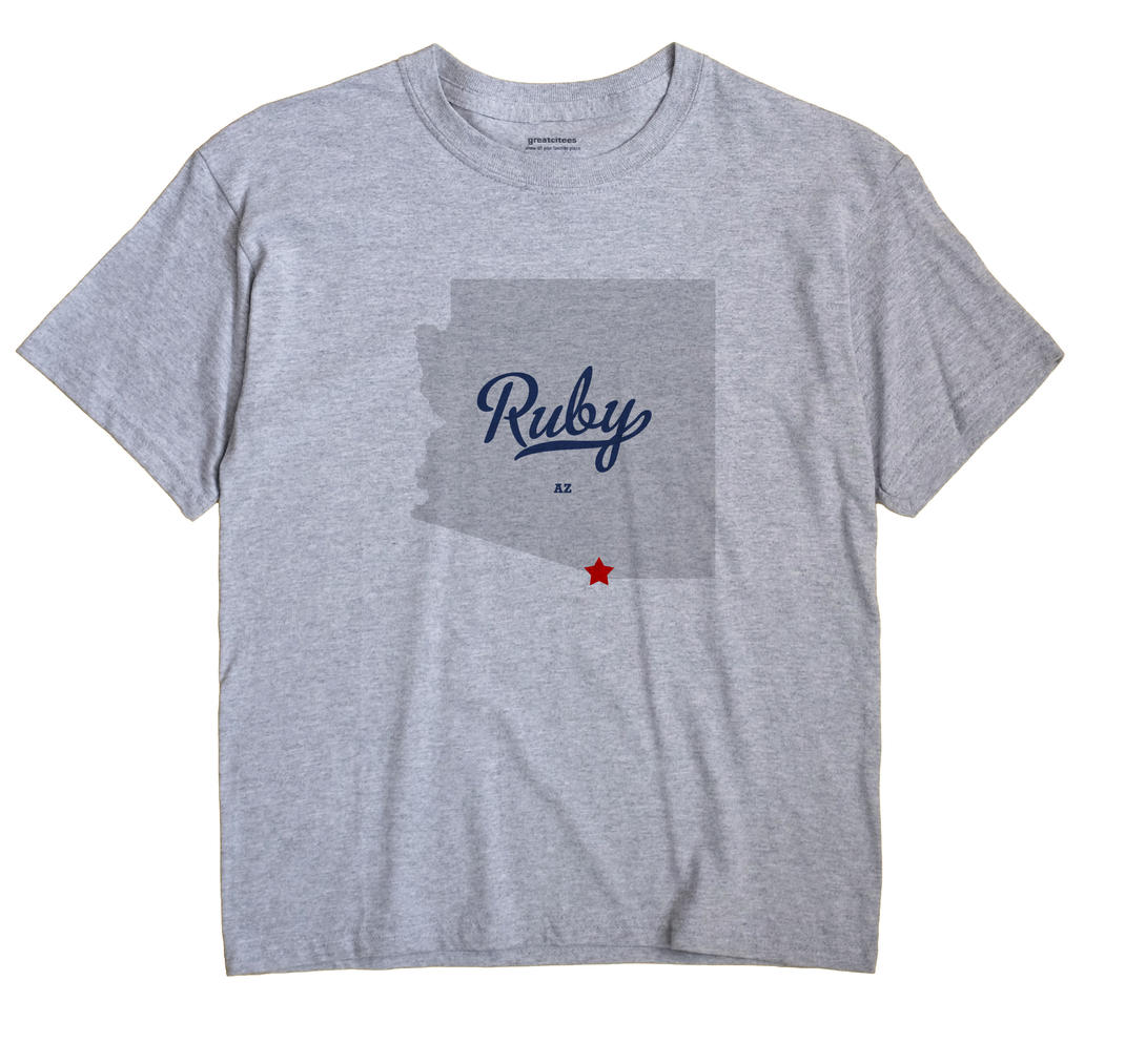 Ruby, Arizona AZ Souvenir Shirt