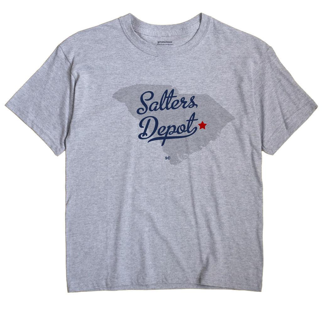 Salters Depot, South Carolina SC Souvenir Shirt