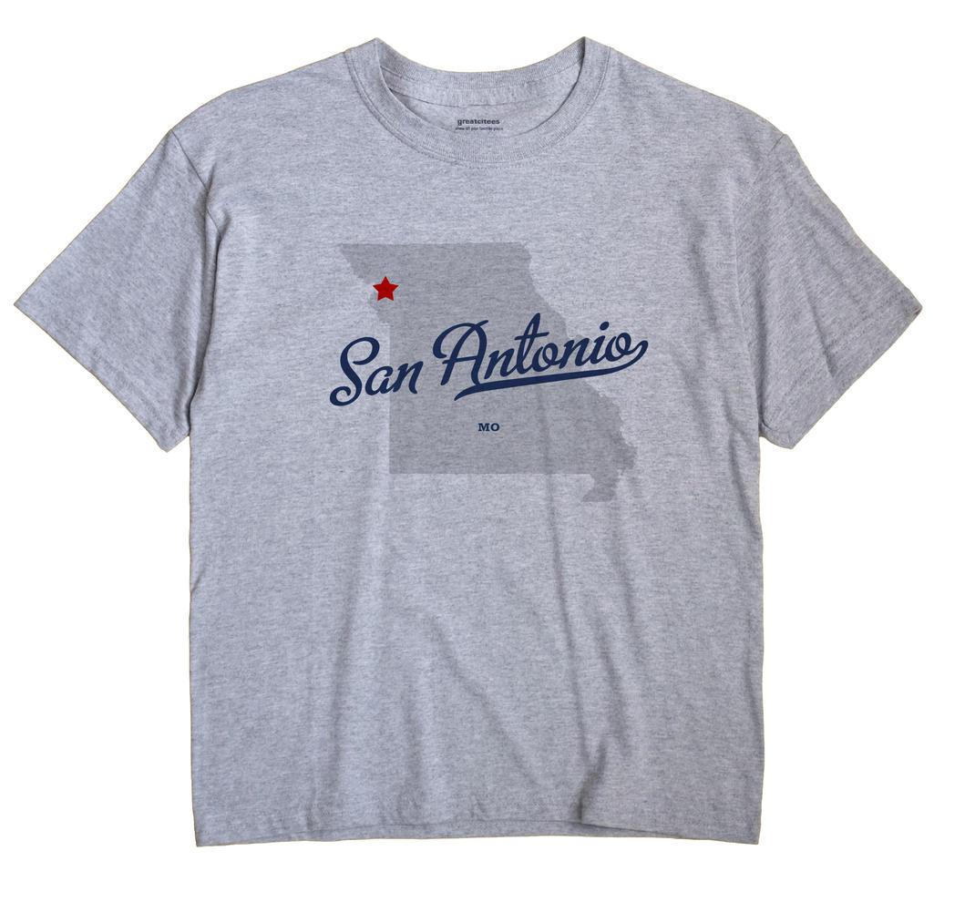 San Antonio, Missouri MO Souvenir Shirt