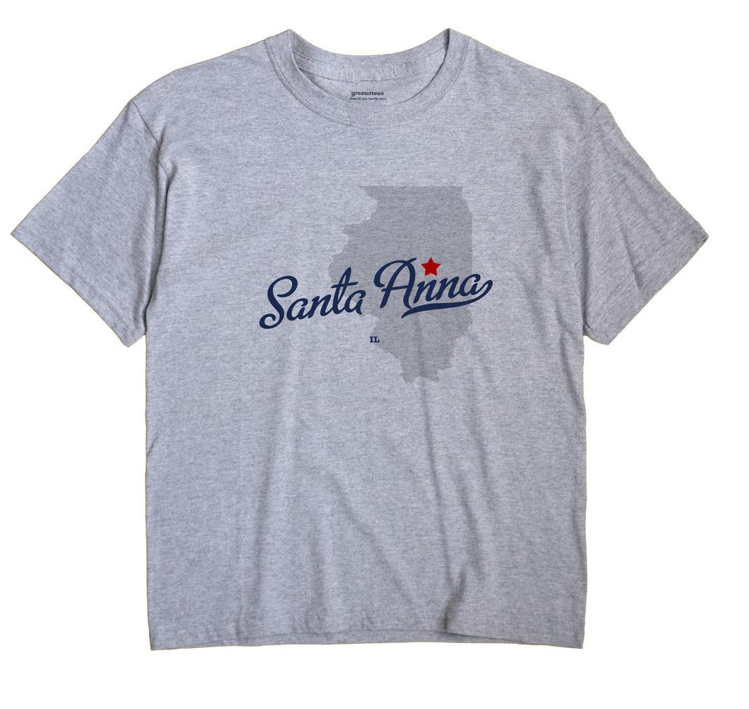 Santa Anna, Illinois IL Souvenir Shirt