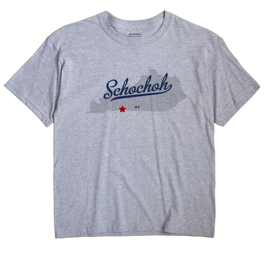 Schochoh, Kentucky KY Souvenir Shirt