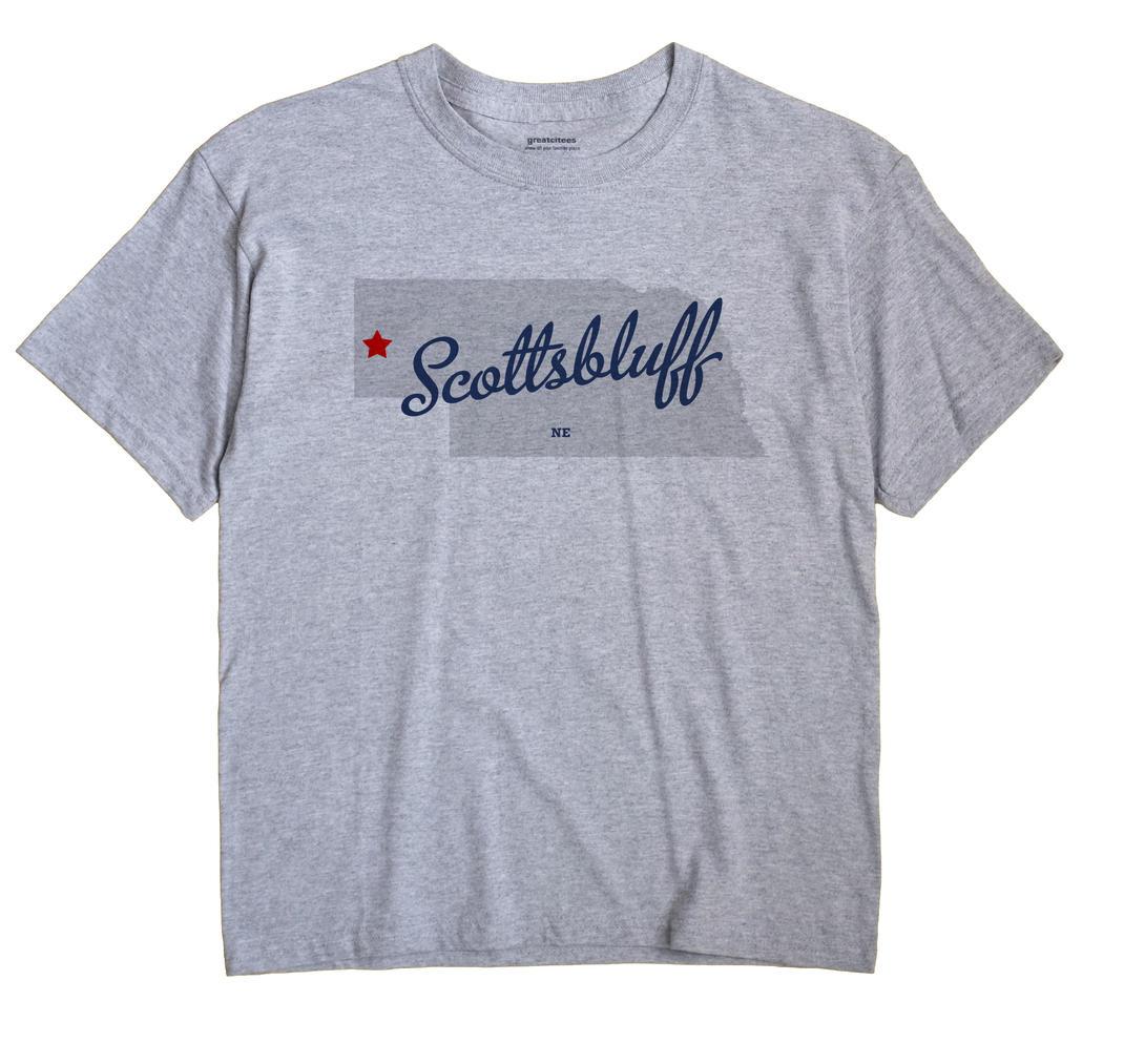Scottsbluff, Nebraska NE Souvenir Shirt