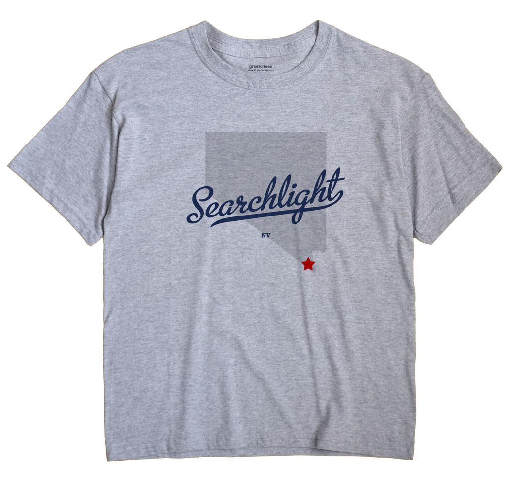 Searchlight, Nevada NV Souvenir Shirt