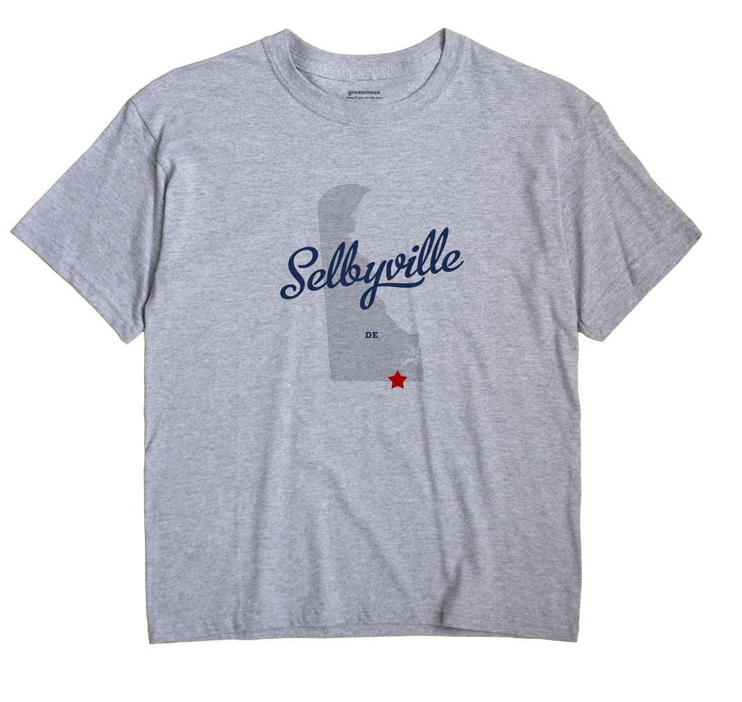 Selbyville, Delaware DE Souvenir Shirt